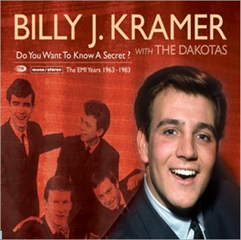 Resultado de imagem para DO YOU WANT TO KNOW A SECRET? billy kramer